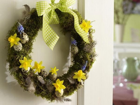 Beautiful Ideas For The Spirit Of Easter And Spring Into Your Home Decor (24)