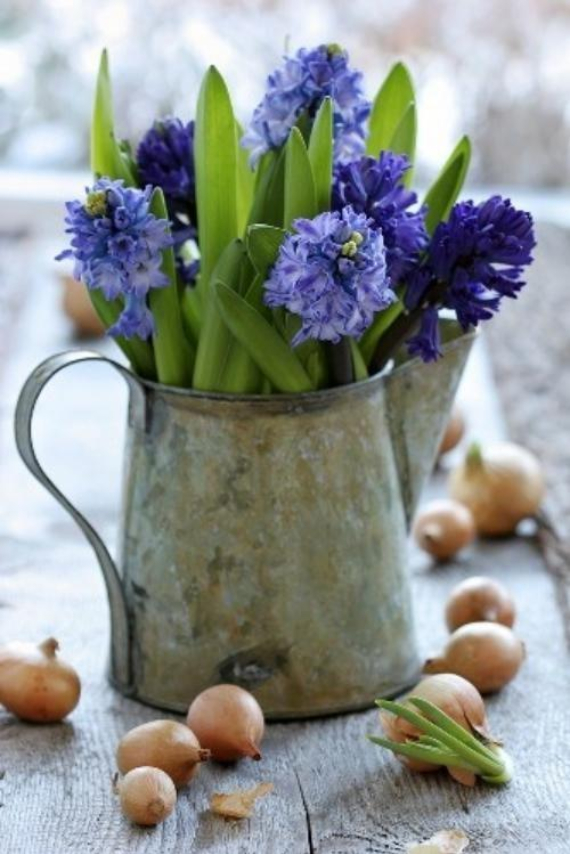 Beautiful Ideas For The Spirit Of Easter And Spring Into Your Home Decor (28)