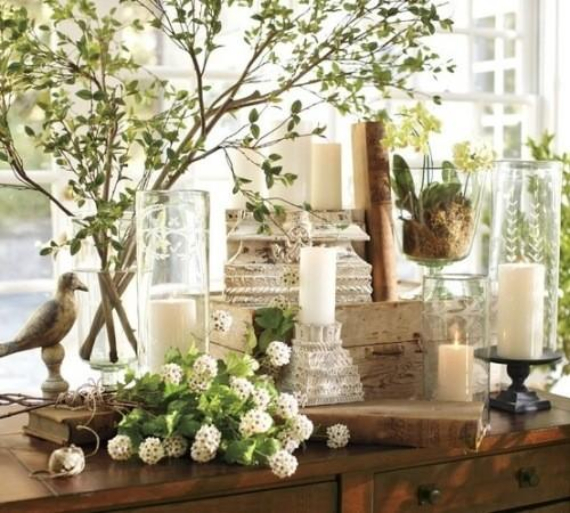 Decorating With Nature Decor Family To Family Holidays On The Internet