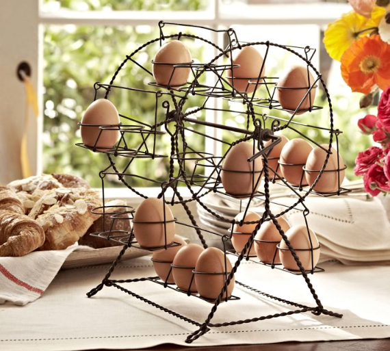 Beautiful Ideas For The Spirit Of Easter And Spring Into Your Home Decor (47)