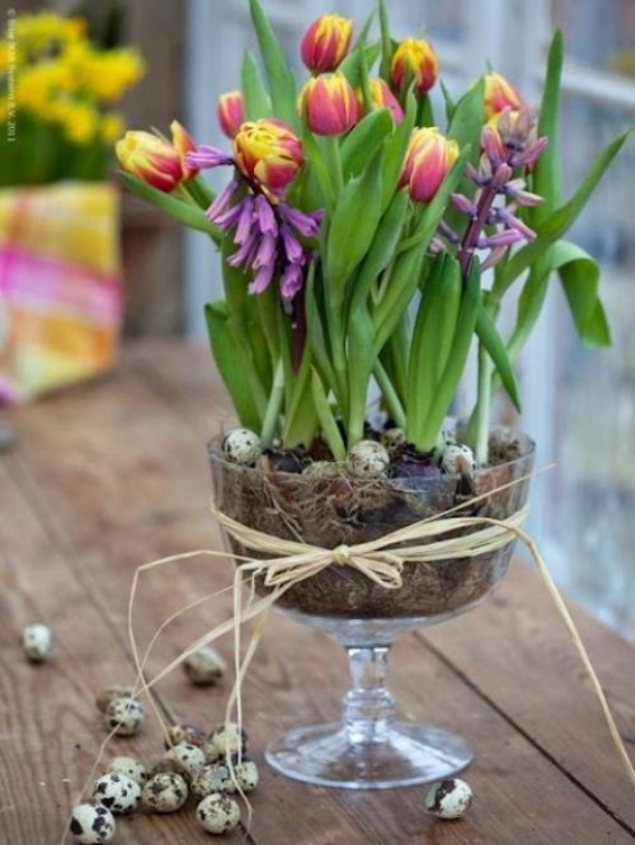 Beautiful Ideas For The Spirit Of Easter And Spring Into Your Home Decor (48)
