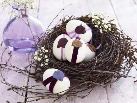 Beautiful Ideas For The Spirit Of Easter And Spring Into Your Home Decor (5)