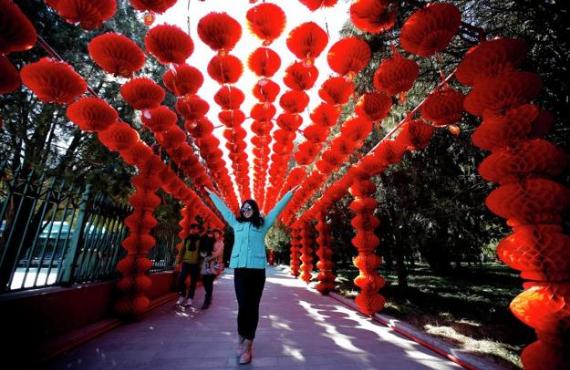 Chinese New Year 2015 Inspiring Creativity & Ideas  (11)