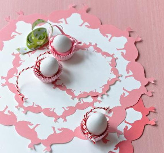 Easter decorations and crafts inspiration ideas  (12)