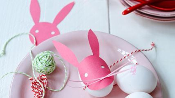 Easter decorations and crafts inspiration ideas  (38)