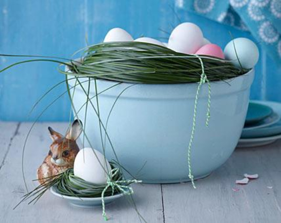 Easter decorations and crafts inspiration ideas  (41)
