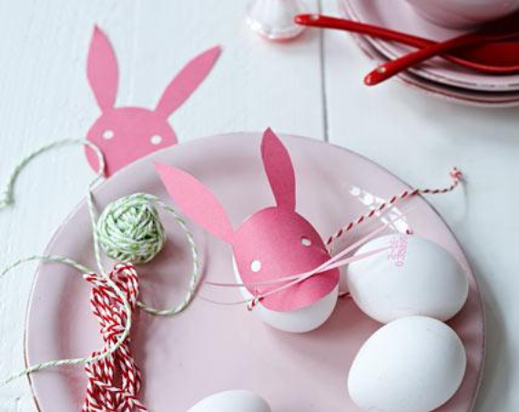 Easter decorations and crafts inspiration ideas  (9)
