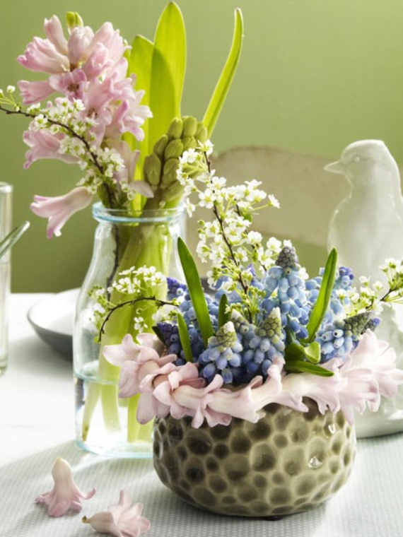 Floral Table Decoration For A Romantic Valentine's Day (18)