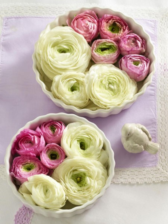 Floral Table Decoration For A Romantic Valentine's Day (25)