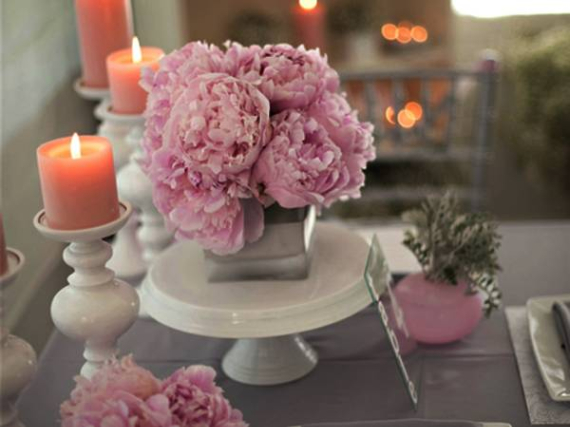 Floral Table Decoration For A Romantic Valentine's Day (29)