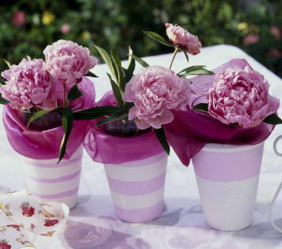 Floral Table Decoration For A Romantic Valentine's Day (32)