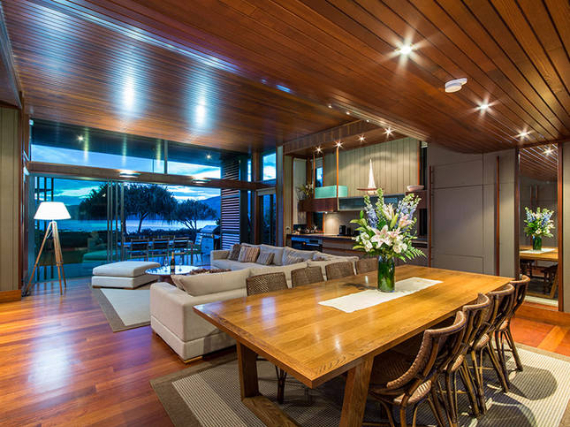 Luxury Yacht Club Villa 6 Blending in With Sea Waters Hamilton Island, Queensland, Australia (40)
