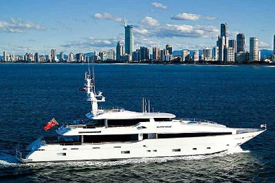 Masteka II, Luxury Private Charter Cruise Boat on Sydney Harbour, Australia