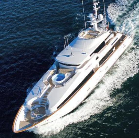 luxury charter boat sydney harbour - photo#10