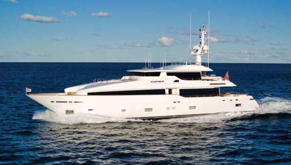 Masteka II, Luxury Private Charter Cruise Boat on Sydney Harbour, Australia (1)