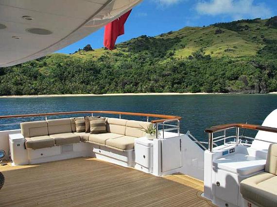 Masteka II, Luxury Private Charter Cruise Boat on Sydney Harbour, Australia (4)