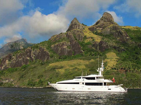 luxury charter boat sydney harbour - photo#33