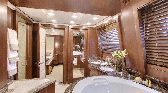 Masteka II, Luxury Private Charter Cruise Boat on Sydney Harbour, Australia (6)