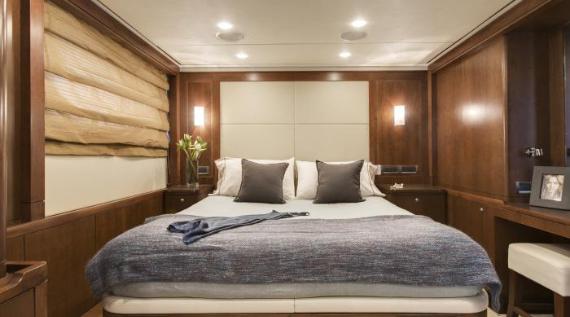 Masteka II, Luxury Private Charter Cruise Boat on Sydney Harbour, Australia (8)