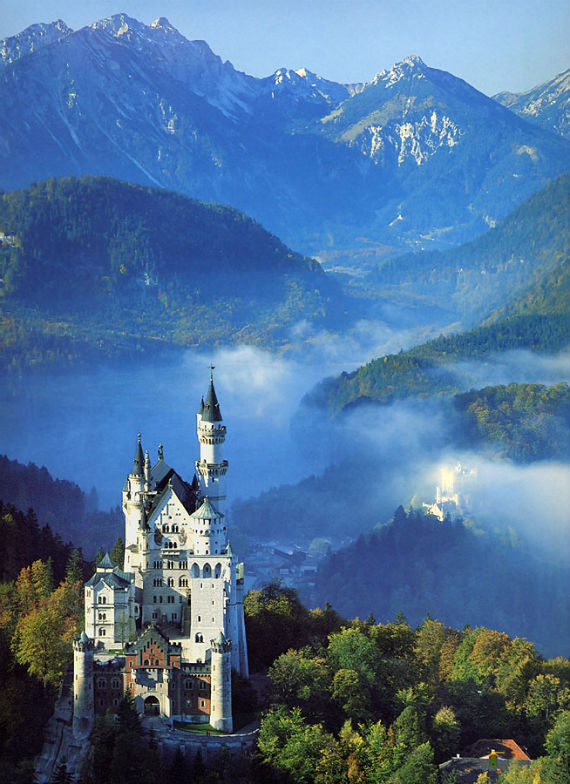 The Swan King's Castles Neuschwanstein– Germany (10)