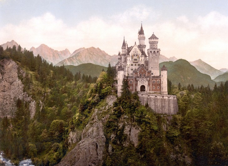 The Swan King's Castles Neuschwanstein– Germany (1)