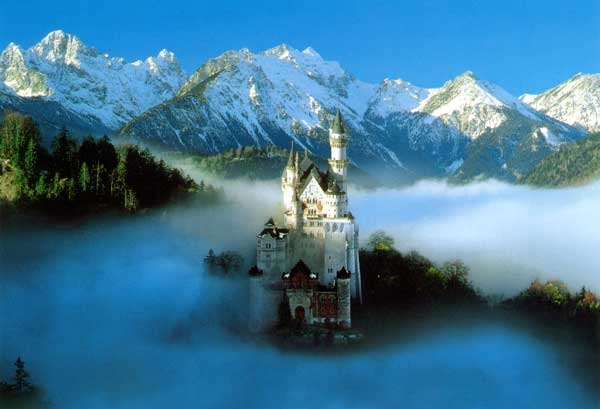 The Swan King's Castles Neuschwanstein– Germany (19)
