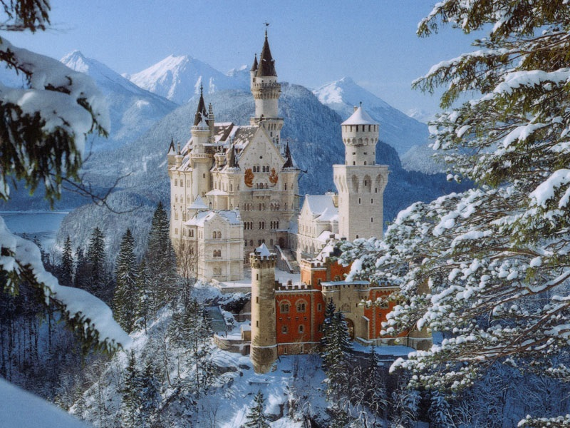 The Swan King's Castles Neuschwanstein– Germany (21)