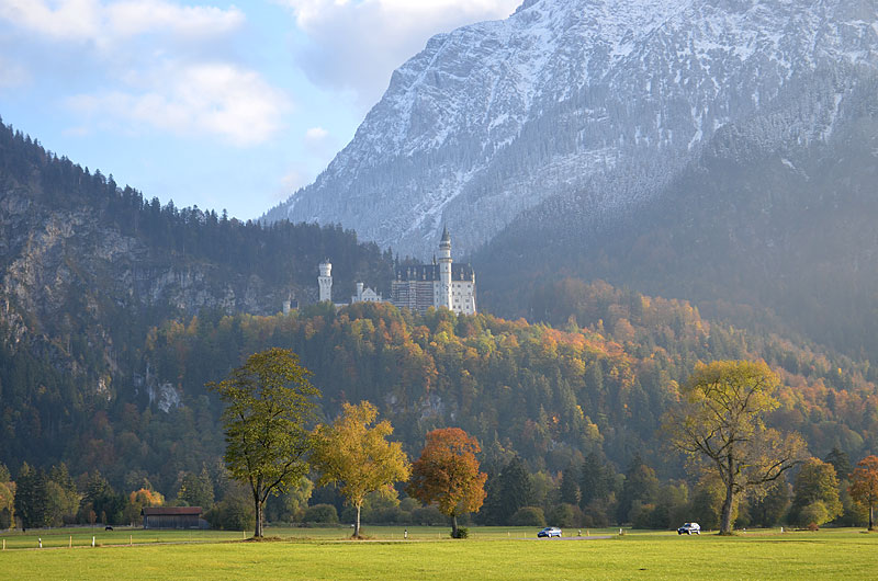 The Swan King's Castles Neuschwanstein– Germany (3)