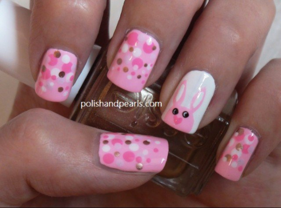 25 Adorable Easter Nails To Get You In The Holiday Pastel Mood (11)