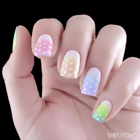 25 Adorable Easter Nails To Get You In The Holiday Pastel Mood (21)
