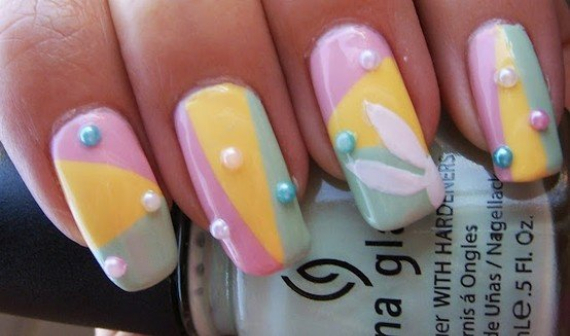 25 Adorable Easter Nails To Get You In The Holiday Pastel Mood (24)