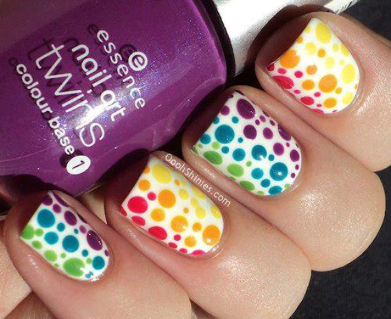 25 Adorable Easter Nails To Get You In The Holiday Pastel Mood (25)