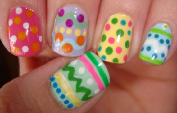 25 Adorable Easter Nails To Get You In The Holiday Pastel Mood (6)