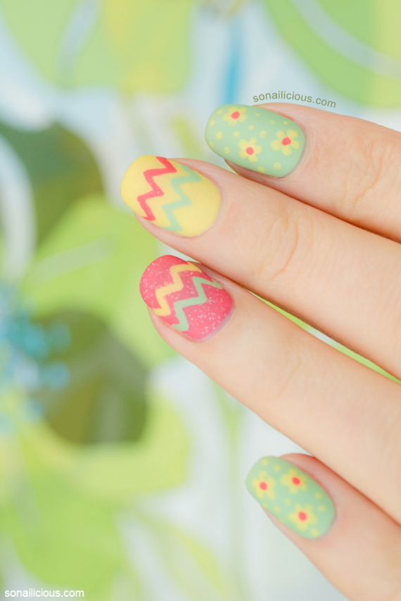 25 Adorable Easter Nails To Get You In The Holiday Pastel Mood (7)