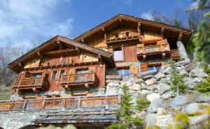 Chalet Druchka Luxury Vacation Chalet Rental Meribel France