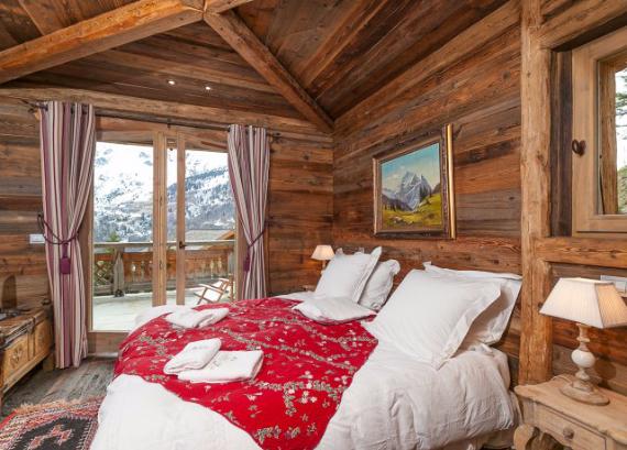 Chalet Druchka, Luxury Vacation Chalet Rental Meribel, France (24)