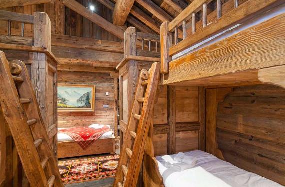 Chalet Druchka, Luxury Vacation Chalet Rental Meribel, France (6)