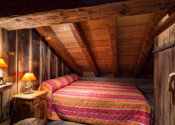 Chalet Druchka, Luxury Vacation Chalet Rental Meribel, France (8)