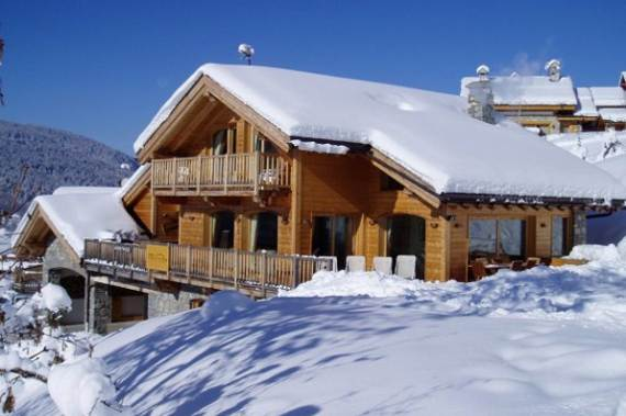 Design simplicity and nobility fascinating chalet for French chalet house plans