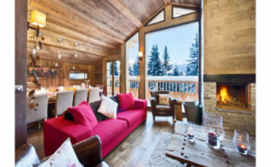 Exceptional Alpine Ski Lodge In The French Alps Chalet Belvedere (15)
