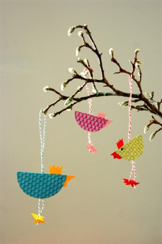 Fabulous Easter Craft Decorating Ideas  (49)
