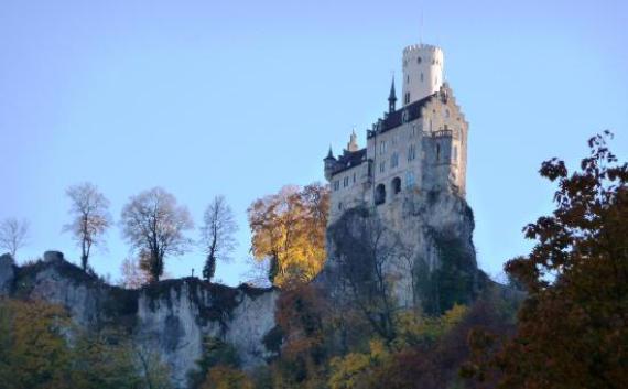Lichtenstein Castle -The Only True Fairytale Castle-Germany (11)