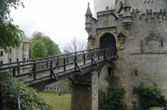 Lichtenstein Castle -The Only True Fairytale Castle-Germany (3)