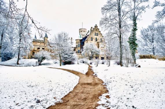 Lichtenstein Castle -The Only True Fairytale Castle-Germany (5)