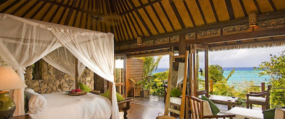Living The Dream- Exotic Getaway Hiding Out In Style at Necker Island (3)