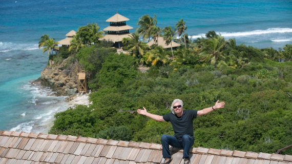 Living The Dream- Exotic Getaway Hiding Out In Style at Necker Island (36)