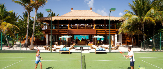 Living The Dream- Exotic Getaway Hiding Out In Style at Necker Island (43)