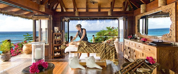Living The Dream- Exotic Getaway Hiding Out In Style at Necker Island (7)