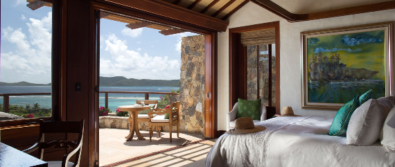 Living The Dream- Exotic Getaway Hiding Out In Style at Necker Island (84)