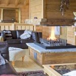 Modern Holiday Home Chalet Johanna Tastefully Decorated  La Tania